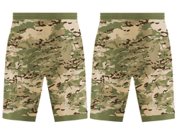 Custom military camo adult youth unisex basketball jersey - reversible uniform - Jersey