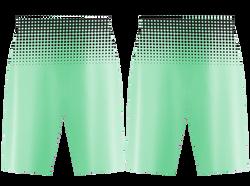 Custom polka-dot abstract adult youth unisex basketball jersey - reversible uniform - Jersey