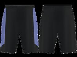Custom side back panel solids adult youth unisex basketball jersey - reversible uniform - Jersey