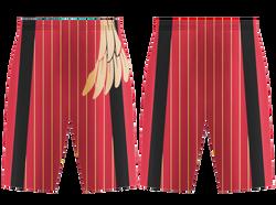 Custom hawk animal adult youth unisex basketball jersey - reversible uniform - Jersey