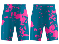 Custom pastel abstract adult youth soccer jersey - Jersey