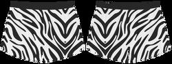Custom zebra animals adult youth volleyball jersey - Jersey